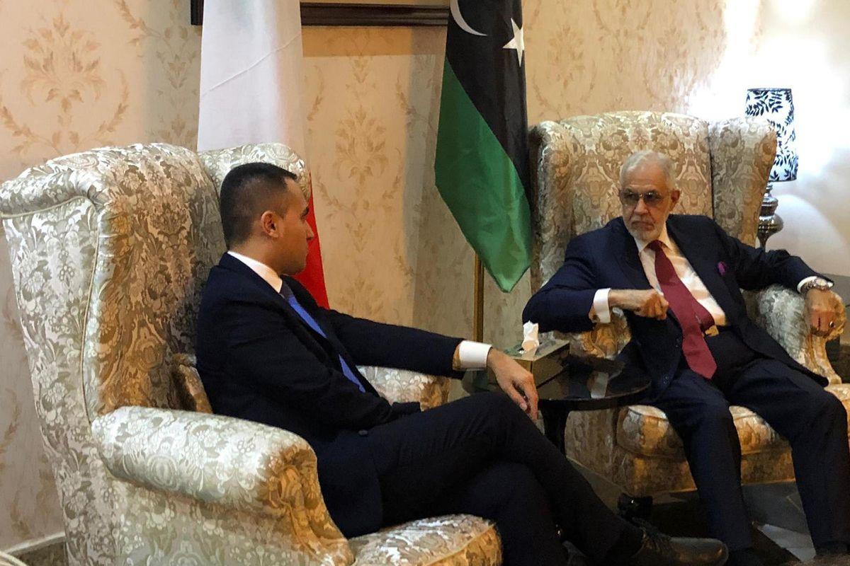 Arrivano i turchi e l'Italia in Libia è senza elicotteri