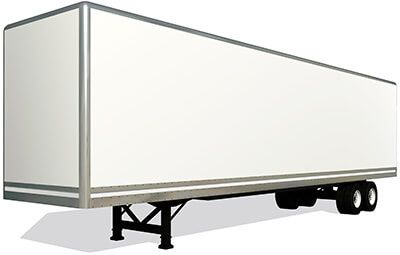 Dry Van Trailer