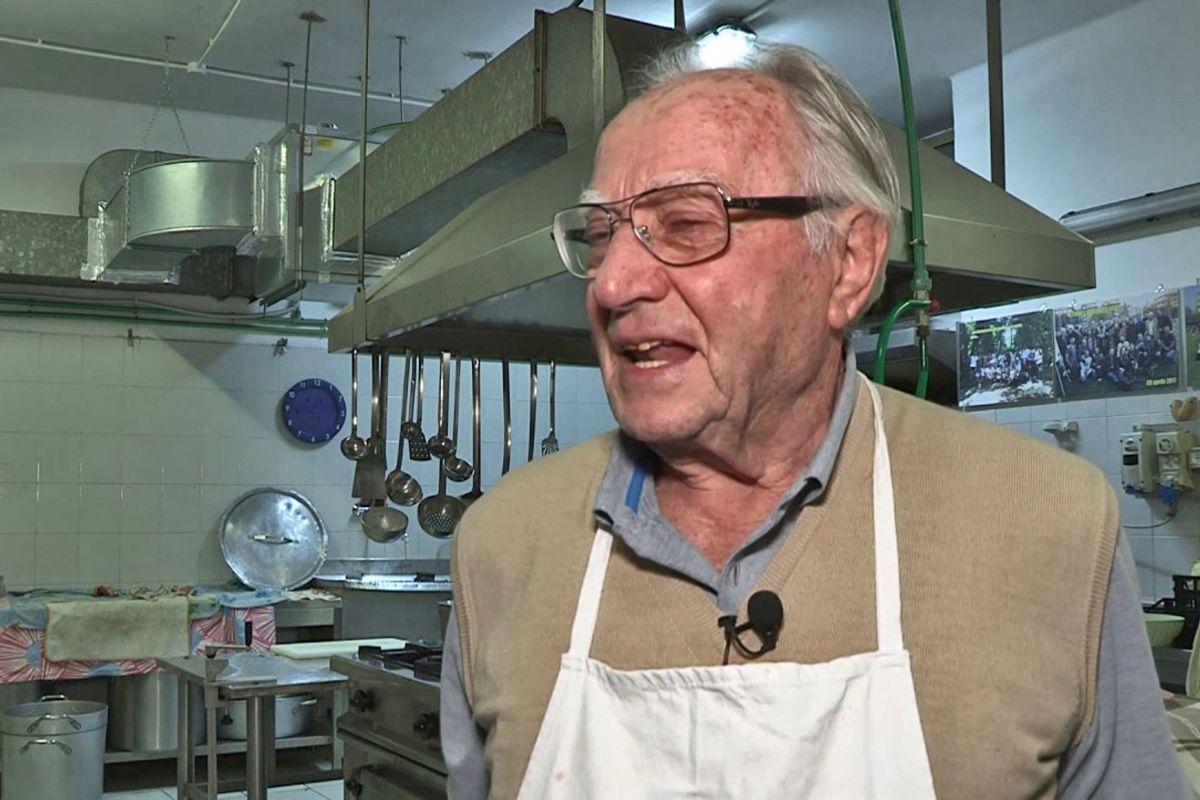 «Cucino per i senzatetto. I nuovi poveri sono i papà italiani divorziati»