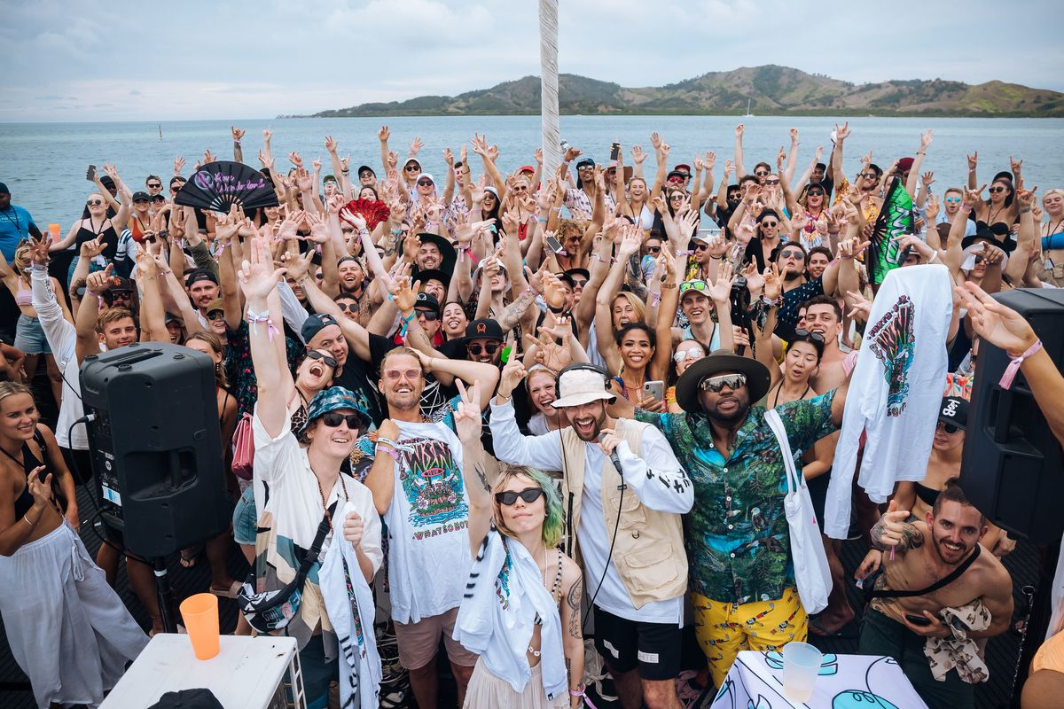 For DJs, Your Paradise Is a Working Vacation