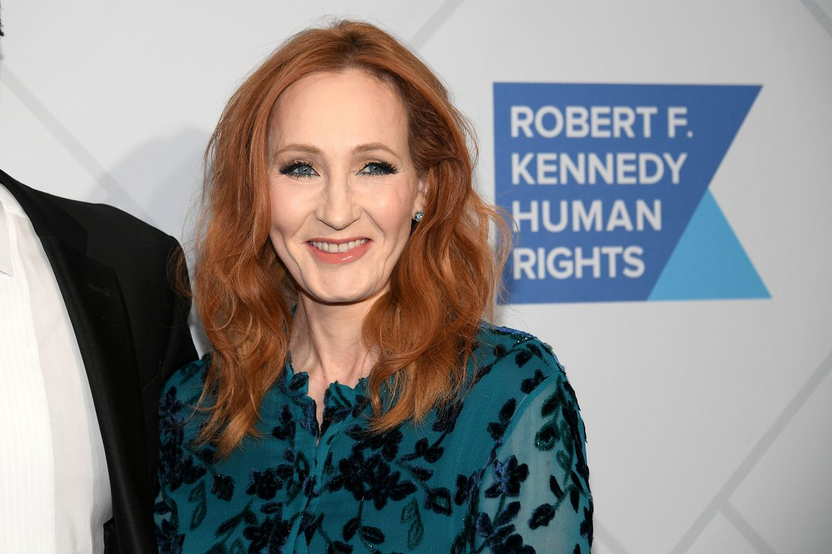 JK Rowling Shows Support for TERFs