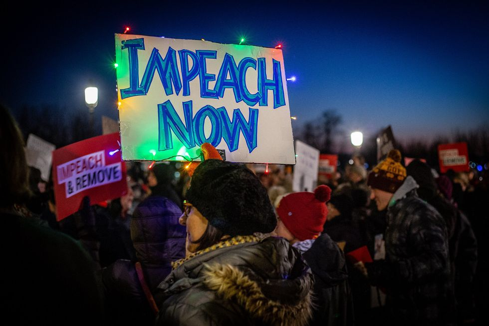 Trump's Impeachment Is A Win For Our Country, Even If He Isn't Removed From Office
