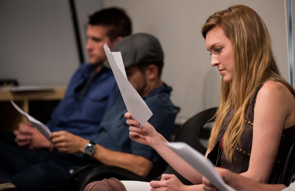 How To Nail An Acting Audition