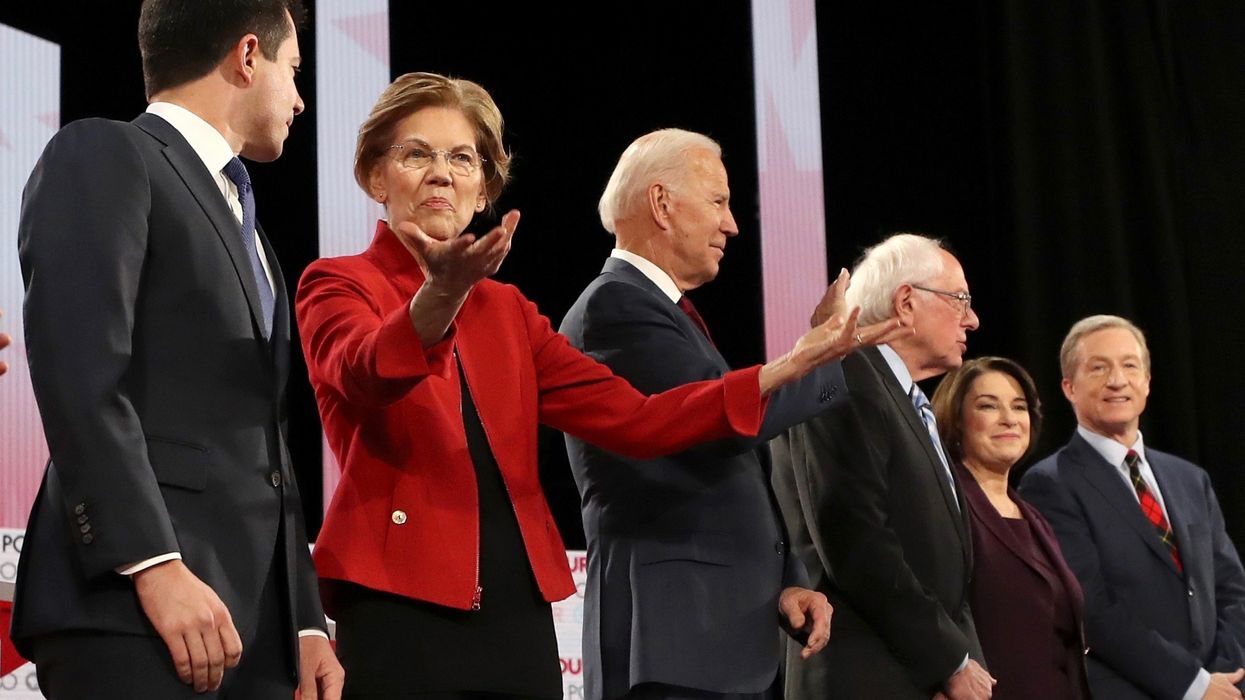 Sixth Democratic Debate Yields Most Substantive Climate Discourse Yet