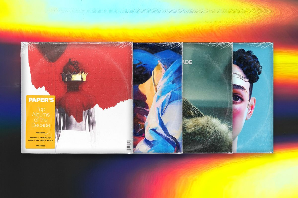 PAPER's Top 10 Albums of the '10s