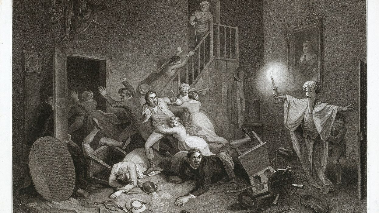 Ghost Stories of Christmas: A chilling Victorian tradition