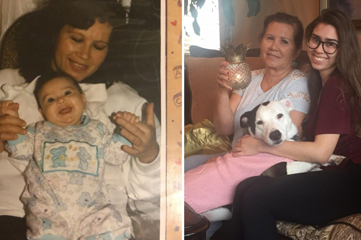 Why the distance between Chicago and Colombia is no obstacle for this grandma and granddaughter