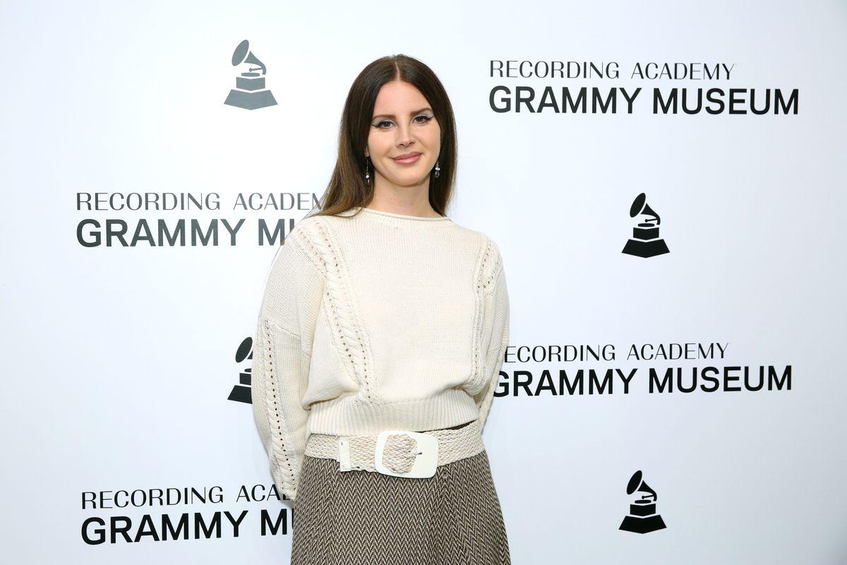 Lana Del Rey Is Releasing a Spoken-Word Album