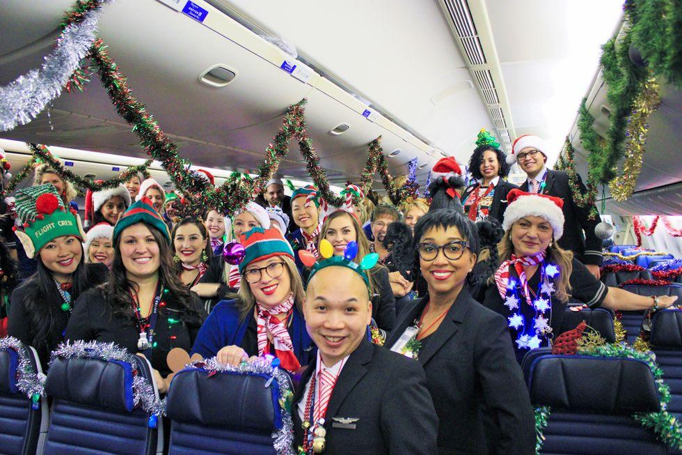 united airlines fantasy flight
