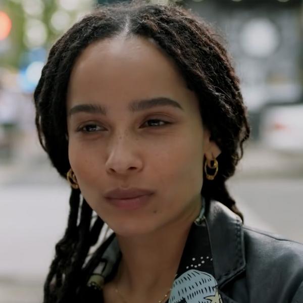 Watch Zoë Kravitz in the Teaser For Hulu's 'High Fidelity'