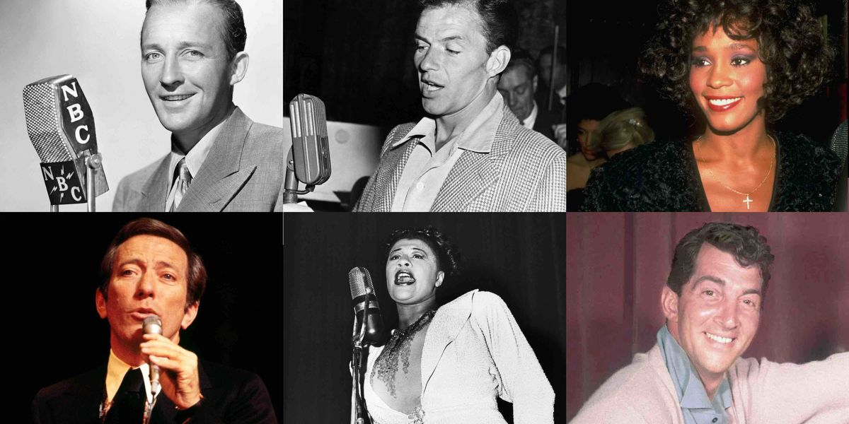 These are the definitive recordings of 35 favorite Christmas carols: Don't argue, just listen