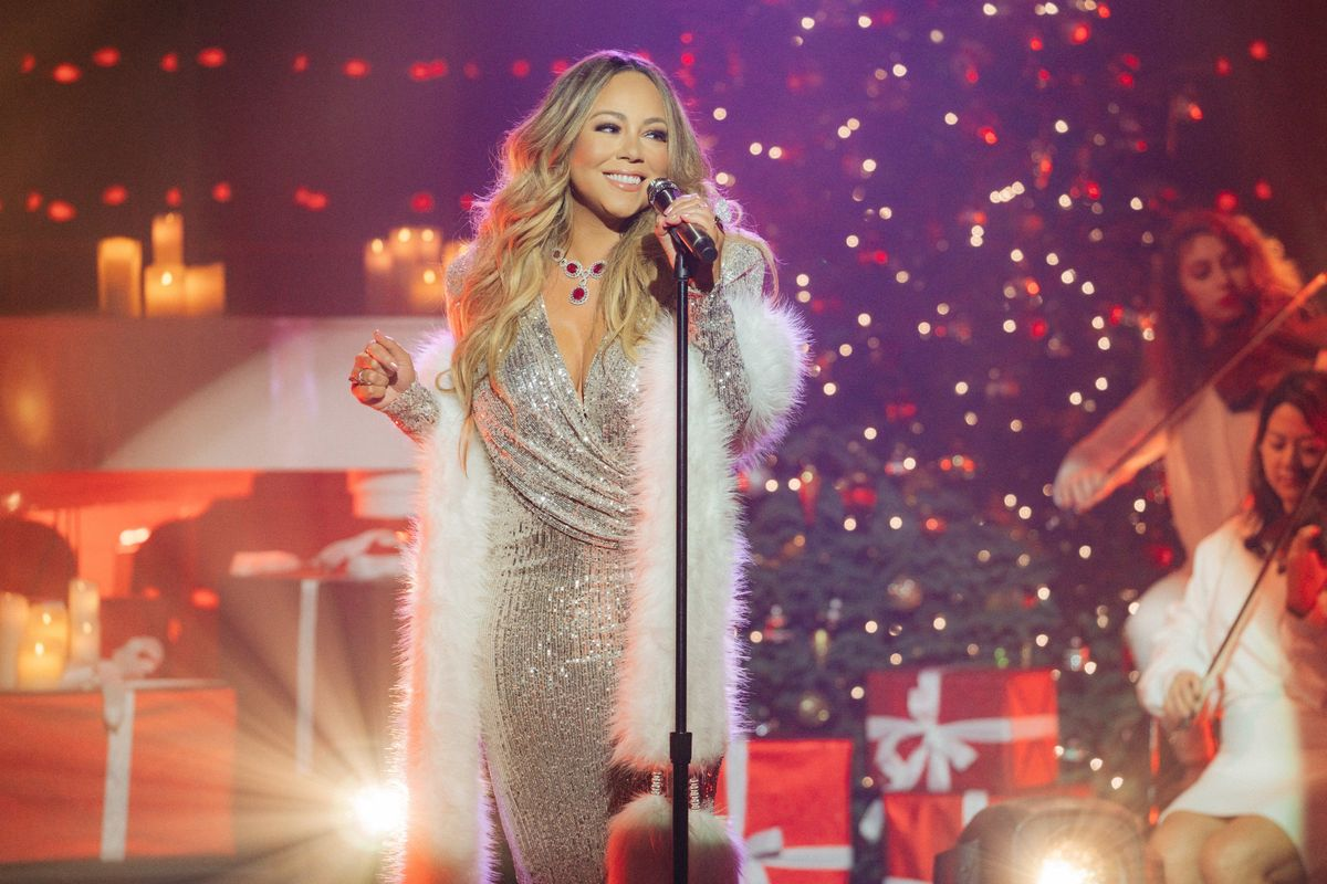 Mariah Carey Updates Her 'All I Want for Christmas Is You' MV