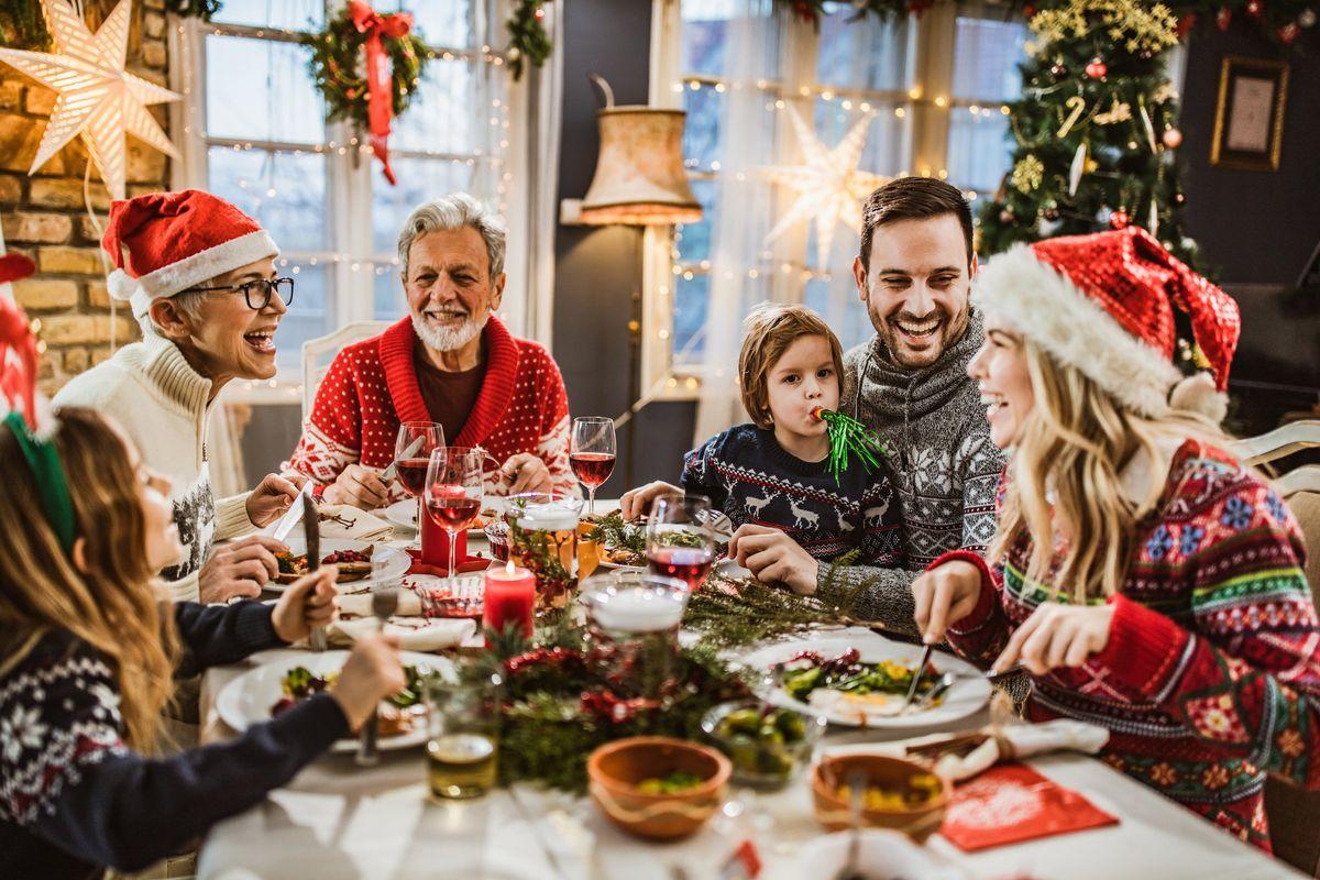 La tavola Natale tra bon ton e buon senso
