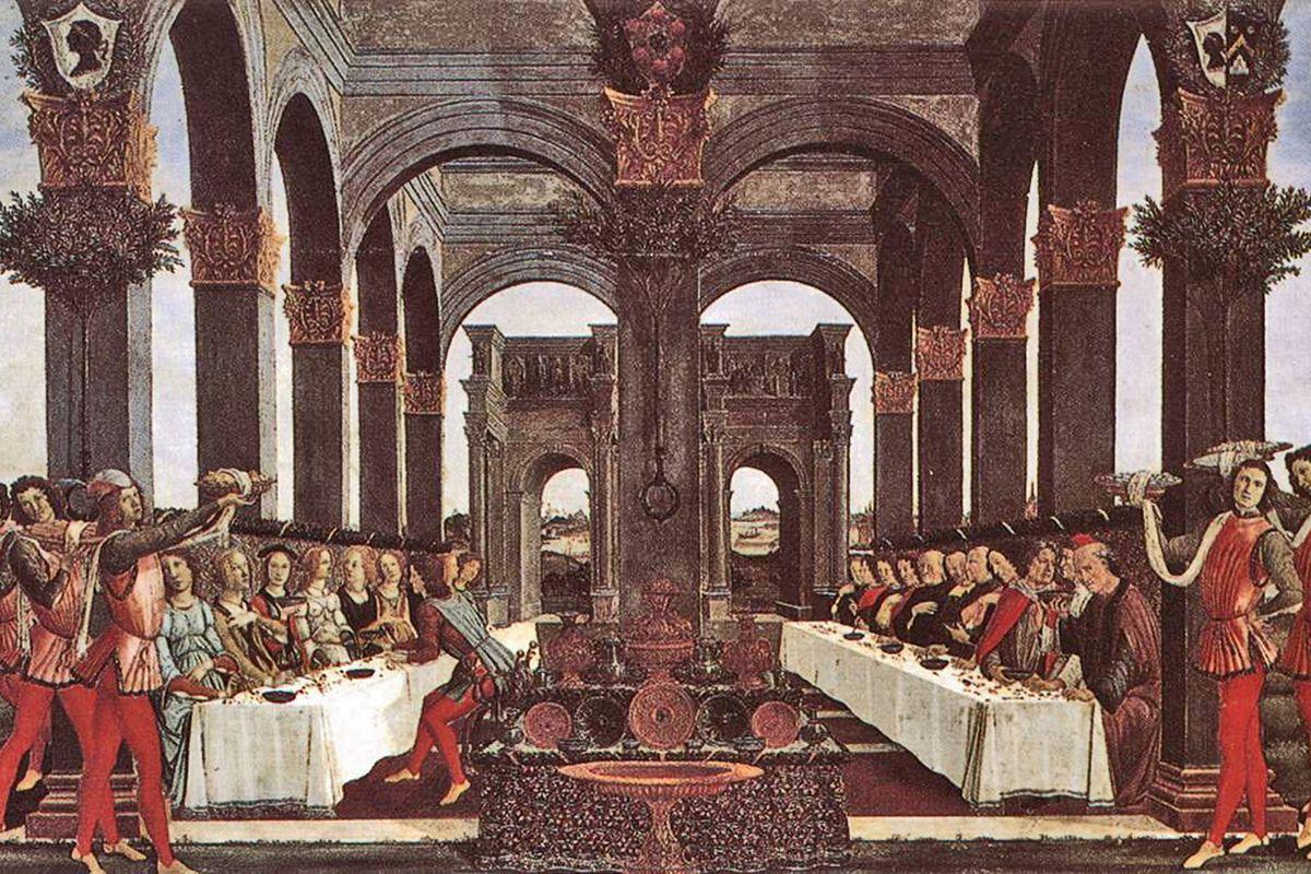Anche in cucina il Codice da Vinci di un genio