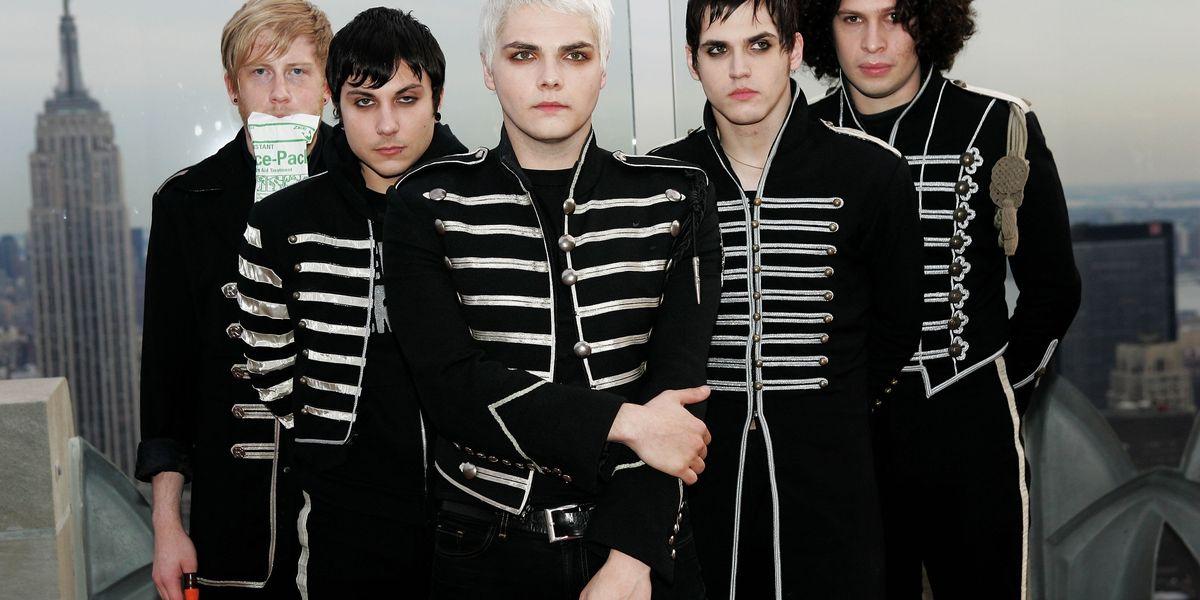 The My Chemical Romance Reunion Tour Has Begun