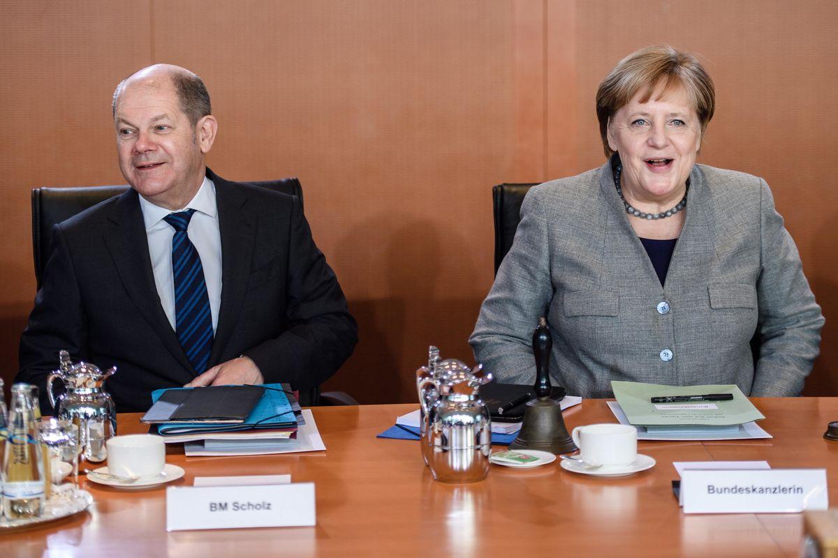 Le sanzioni Usa vogliono affossare l'asse Berlino-Mosca per il gasdotto