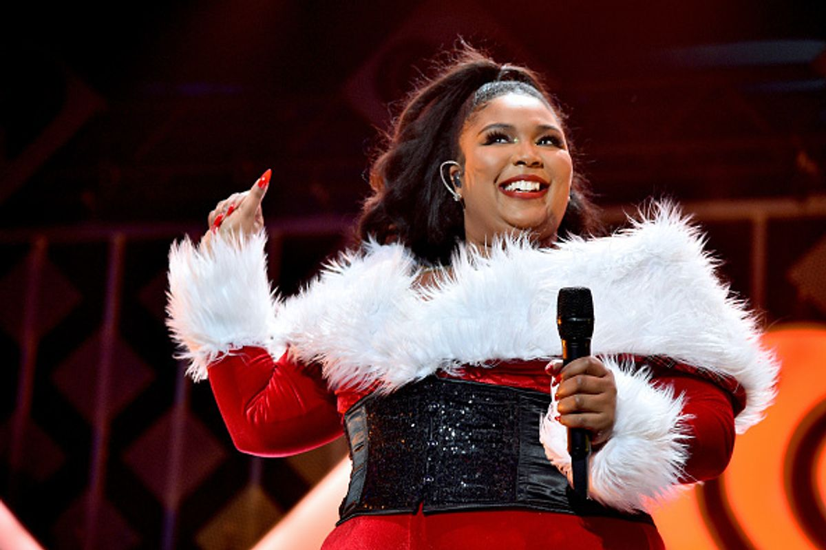 Lizzo Isn't Letting Tomi Lahren Ruin Her Day