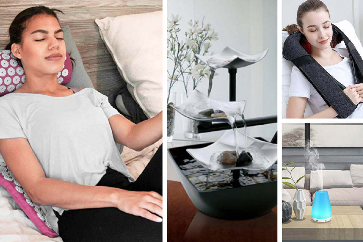 8 affordable and stress-reducing products you need for your home