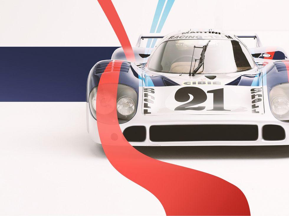 917 \u201cLong-Tail\u201d with Martini Livery