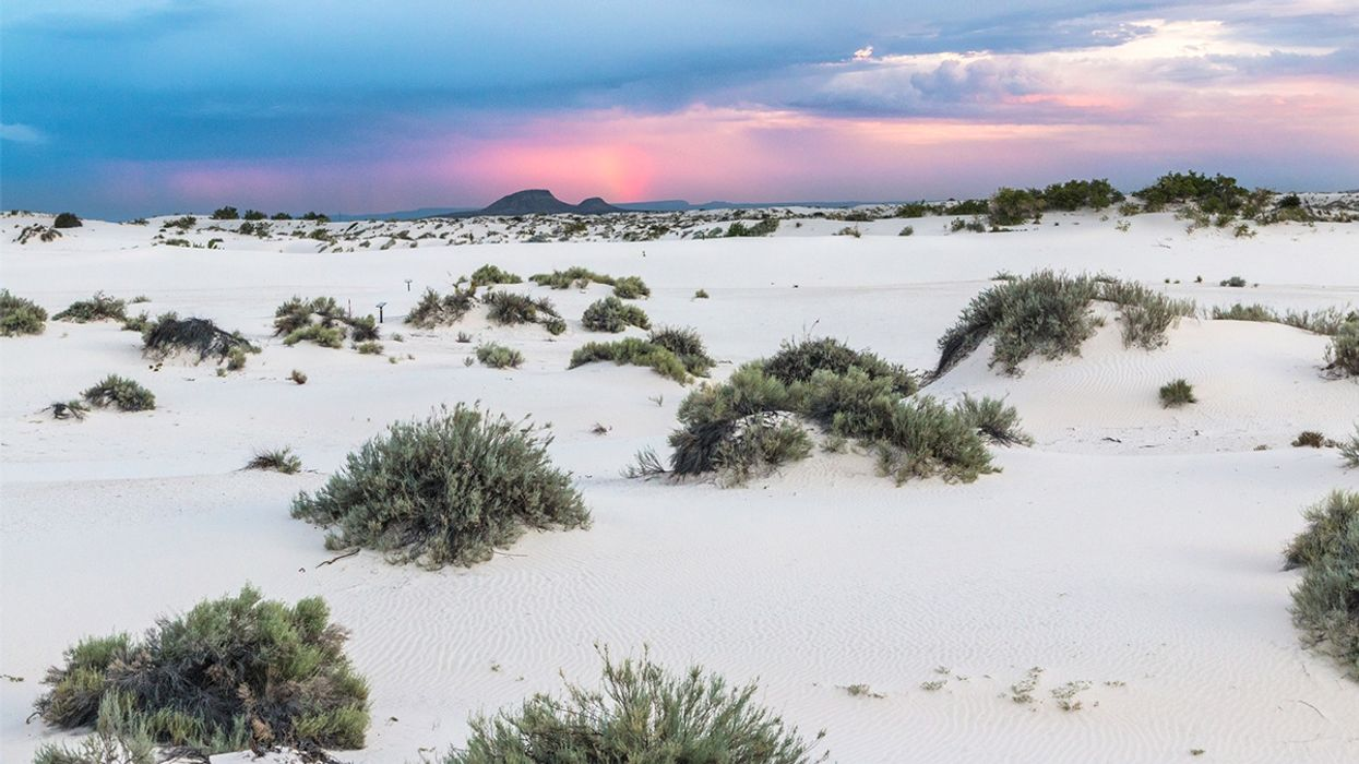 White Sands in New Mexico Is the Latest U.S. National Park