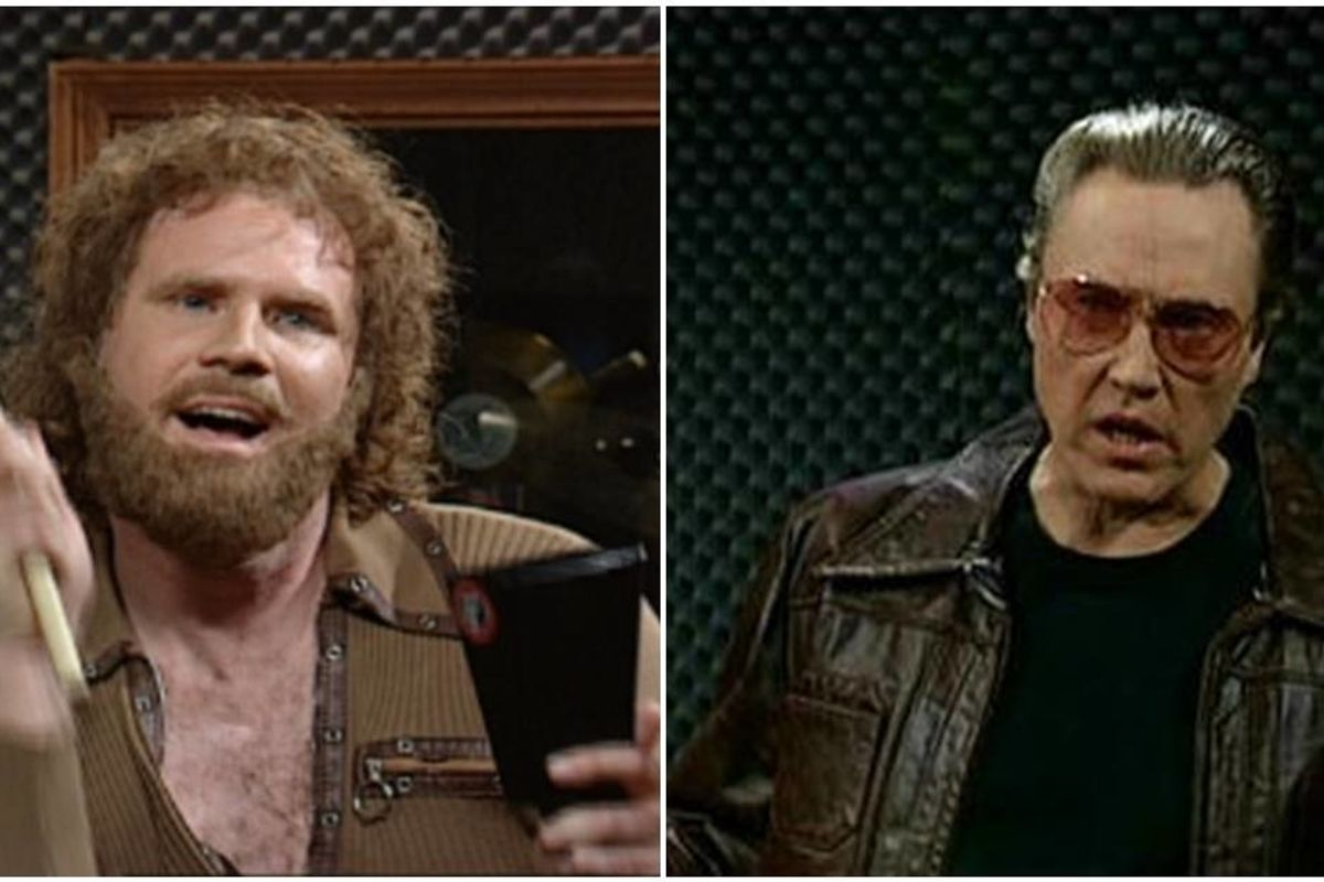 Christopher Walken told Will Ferrell the 'More Cowbell' sketch on SNL 'ruined' his life