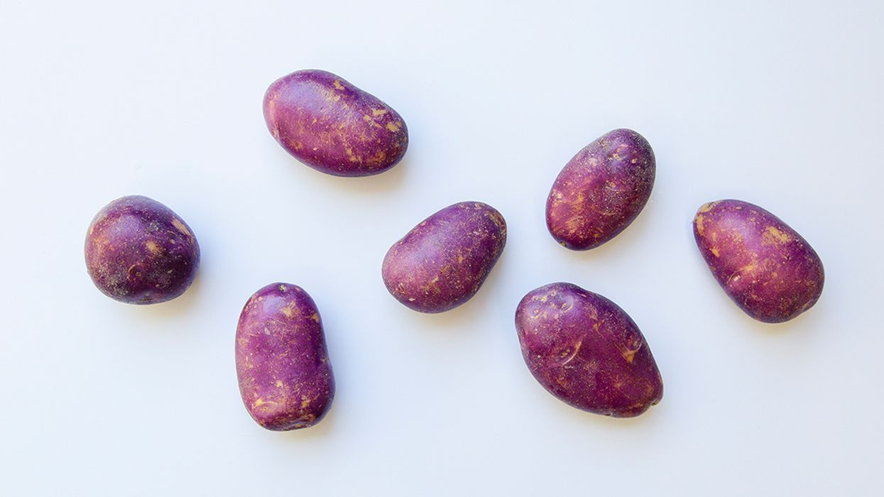 Purple Power: 7 Benefits of Purple Potatoes