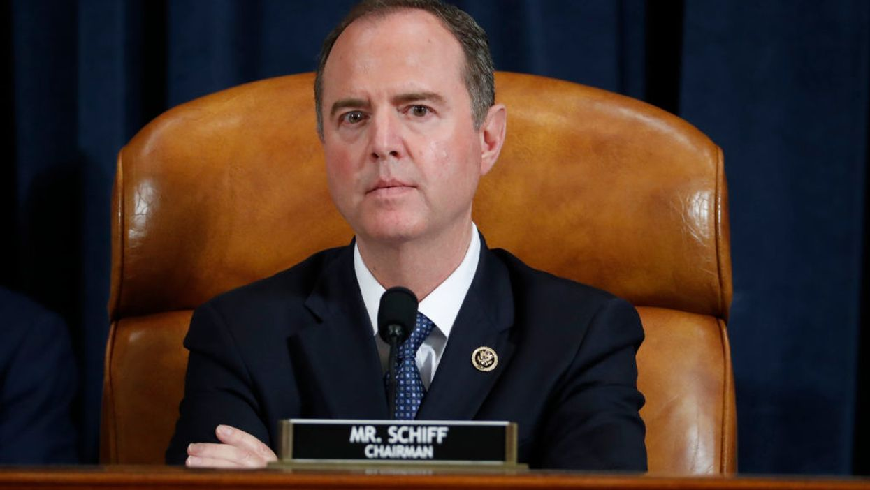Adam Schiff admits he will not stop investigating Trump even after he finalizes impeachment report
