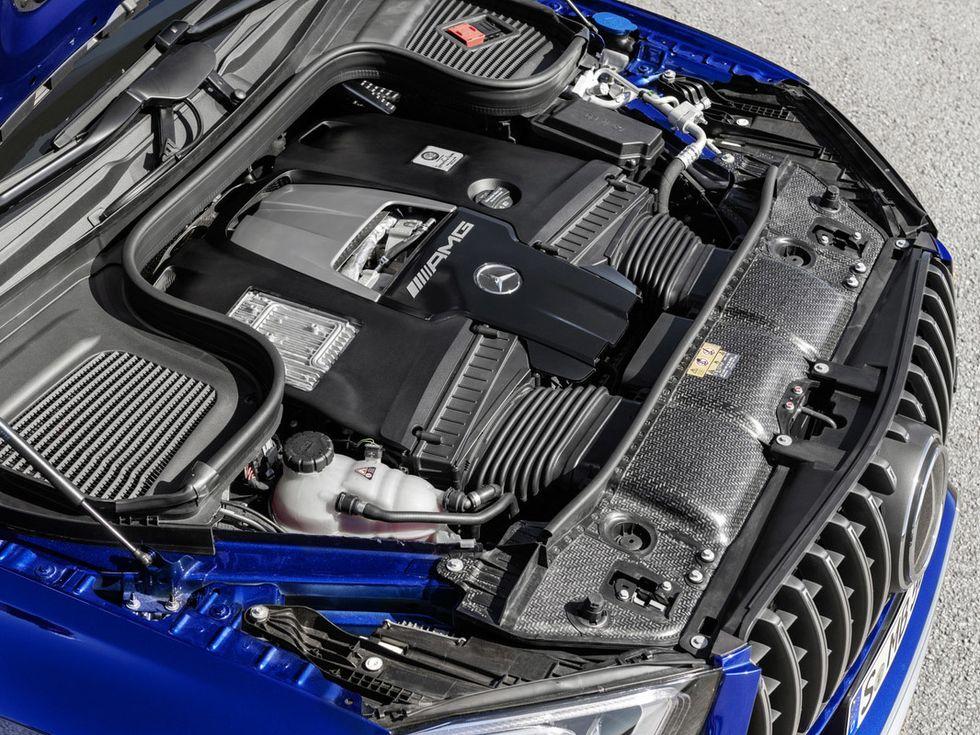 2021 Mercedes-AMG GLE 63 S
