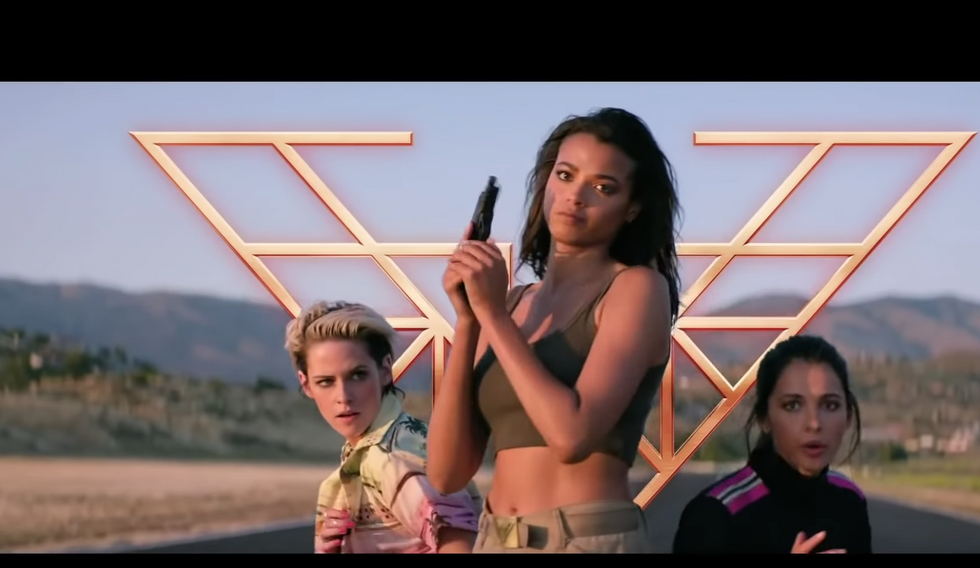Misogyny Is NOT The Reason 'Charlie's Angels' Tanked