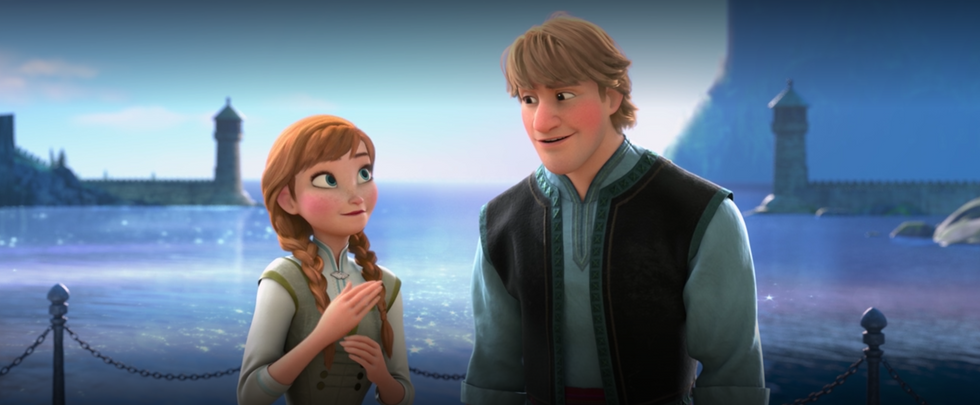 10 Reasons Any Girl Would Be Lucky To Get 'Lost in the Woods' With Kristoff From 'Frozen'