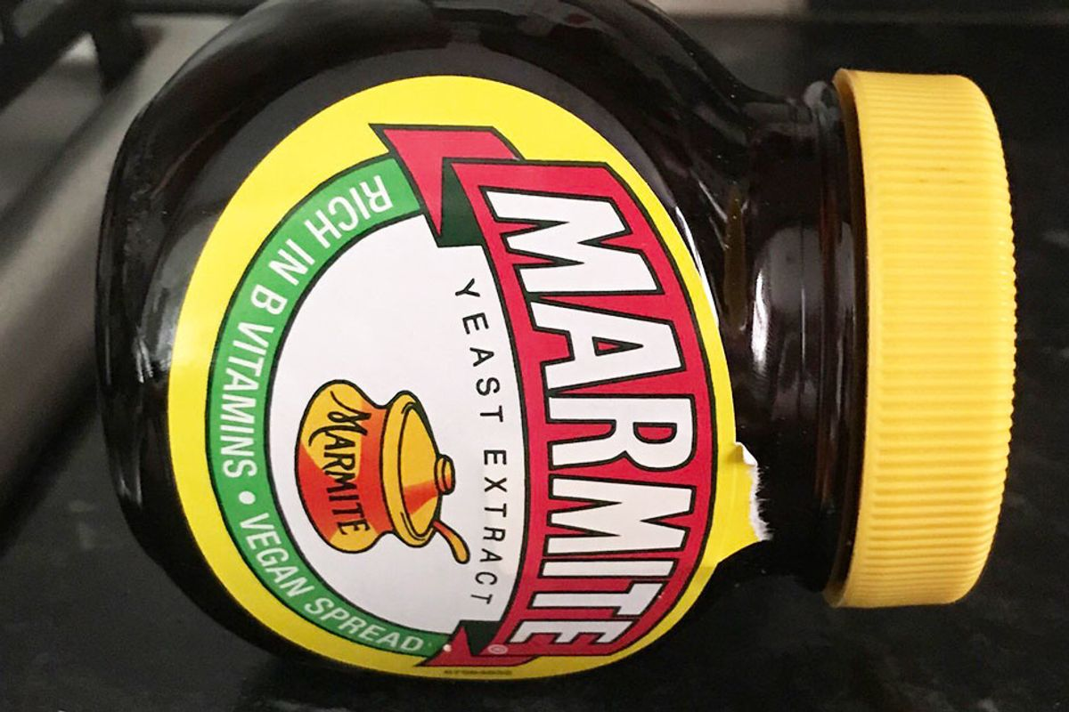 People on Twitter went nuts about a Marmite hack that's not even true