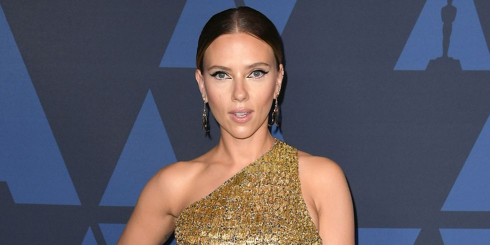 """Scarlett Johansson Defends Woody Allen, Knows It's """"Triggering For Some People"""""""