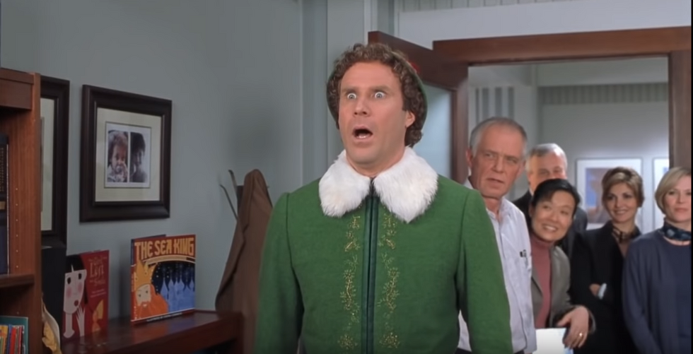 Every College Girl's Dating Life, As Told By Buddy The Elf