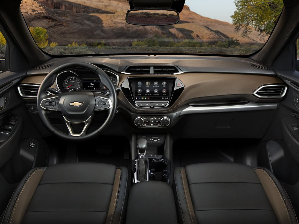 2021 Chevrolet Trailblazer ACTIV trim