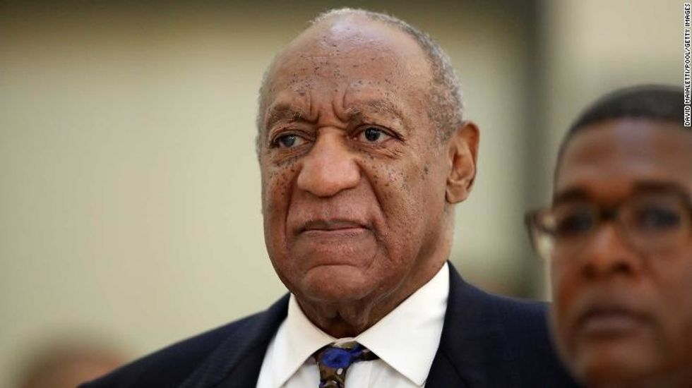 "Bill Cosby Wants to Talk About Race: He Says His Jury Is a ""Set Up"""