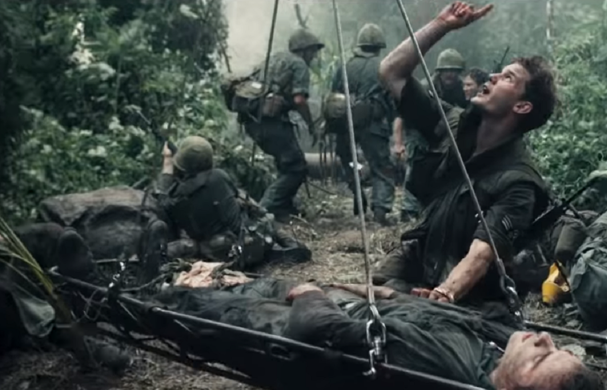 A new Vietnam War film tells a story of battlefield heroism, and the desperate fight to see it recognized