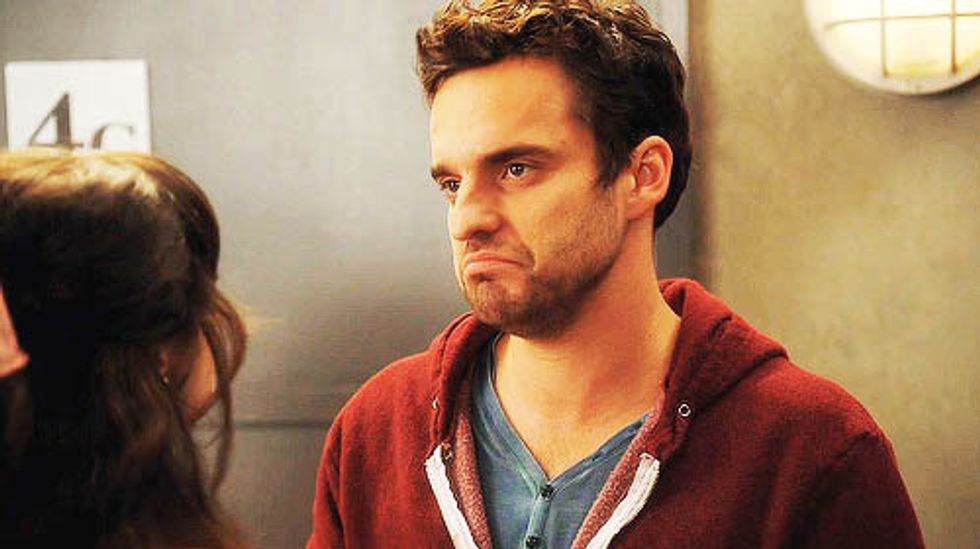 10 Stages College Students Go Through When They Realize They Can't Afford Presents For Their Family As Told By Nick Miller