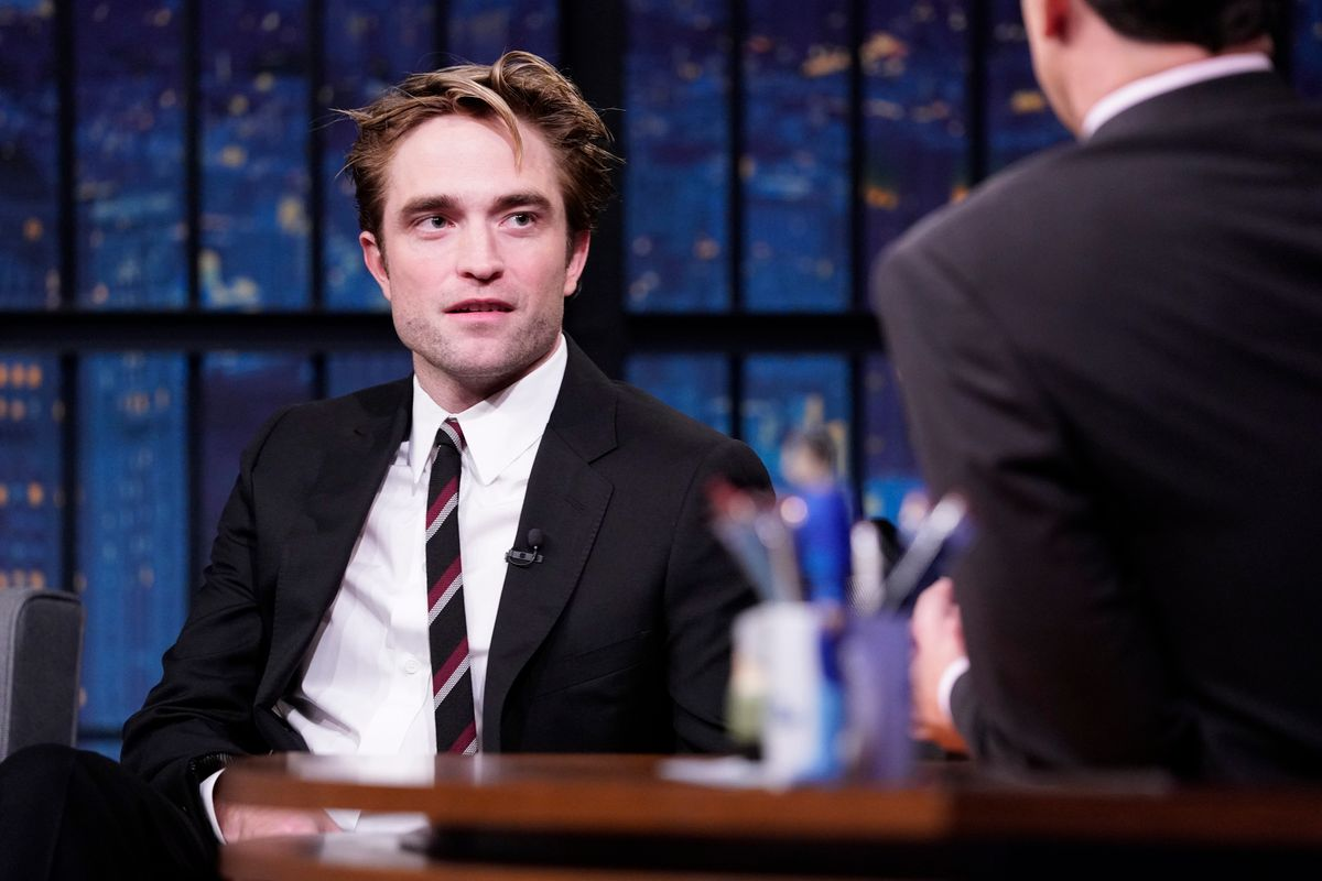 Robert Pattinson Recalls 'Losing His Mind' on Day One of 'The Lighthouse'