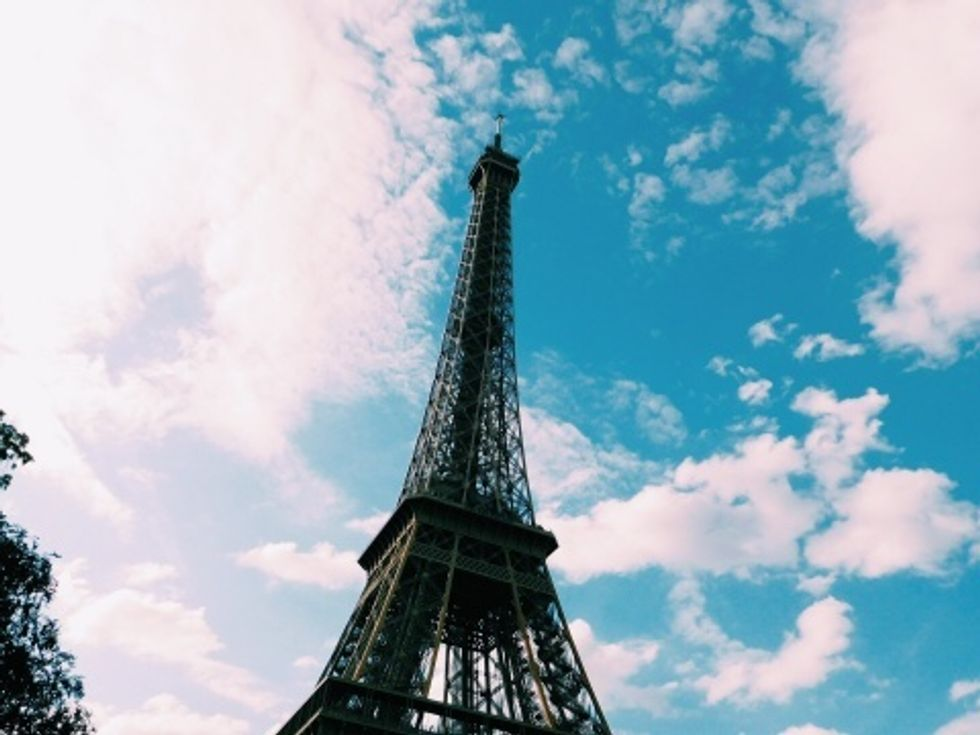 A College Girl's Ultimate Guide To Visiting Paris In Less Than 24 Hours