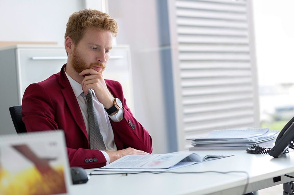 Manager identifies areas of opportunity at his new executive job in a different industry
