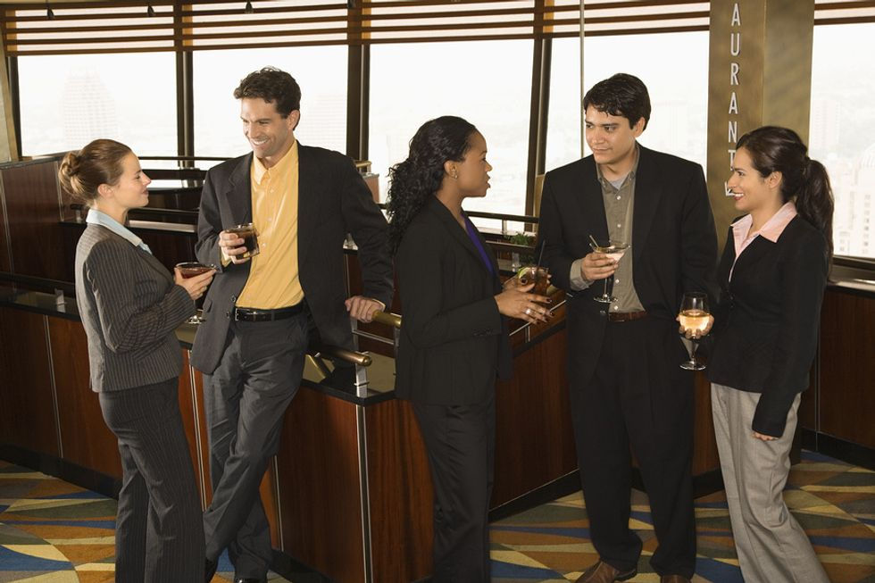 There are plenty of networking opportunities out there, you just have to put effort into it.