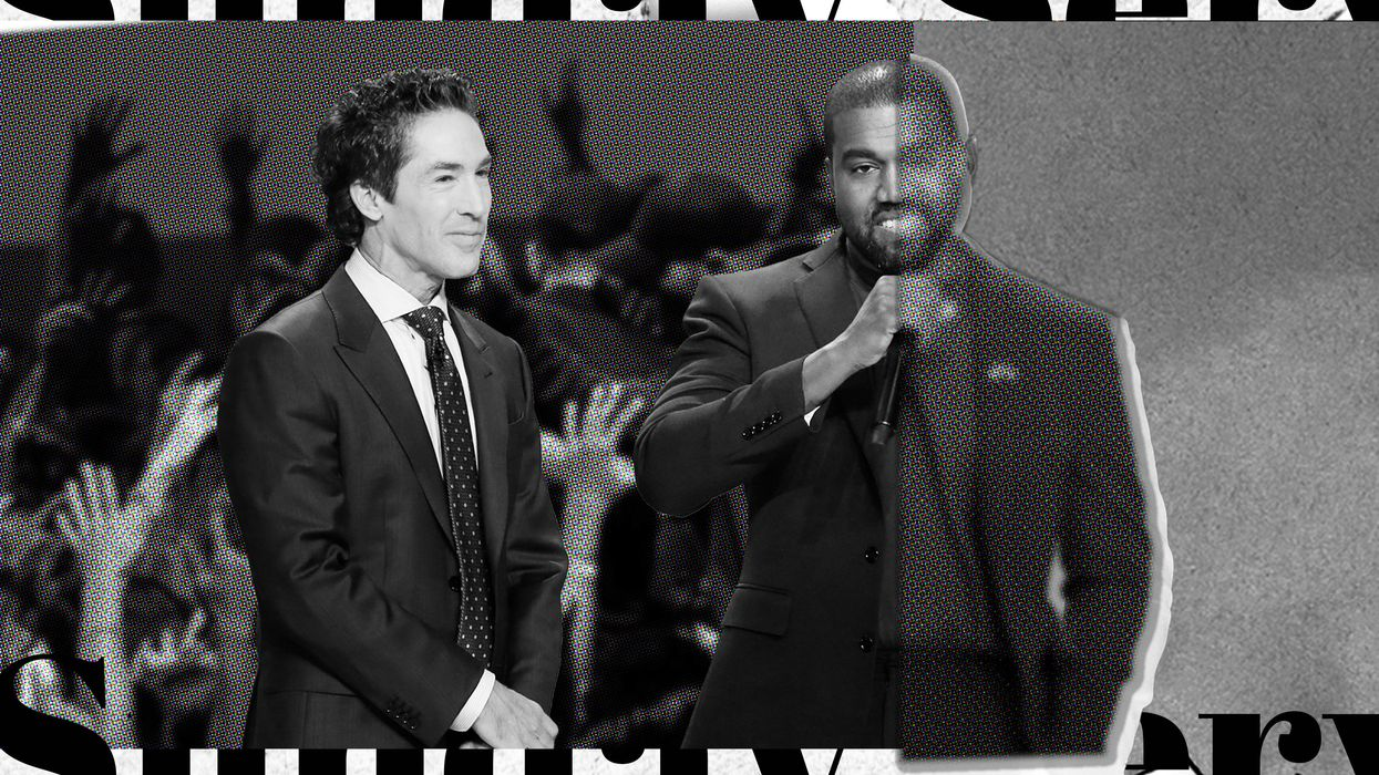 Kanye West, Joel Osteen, and the prison of public opinion