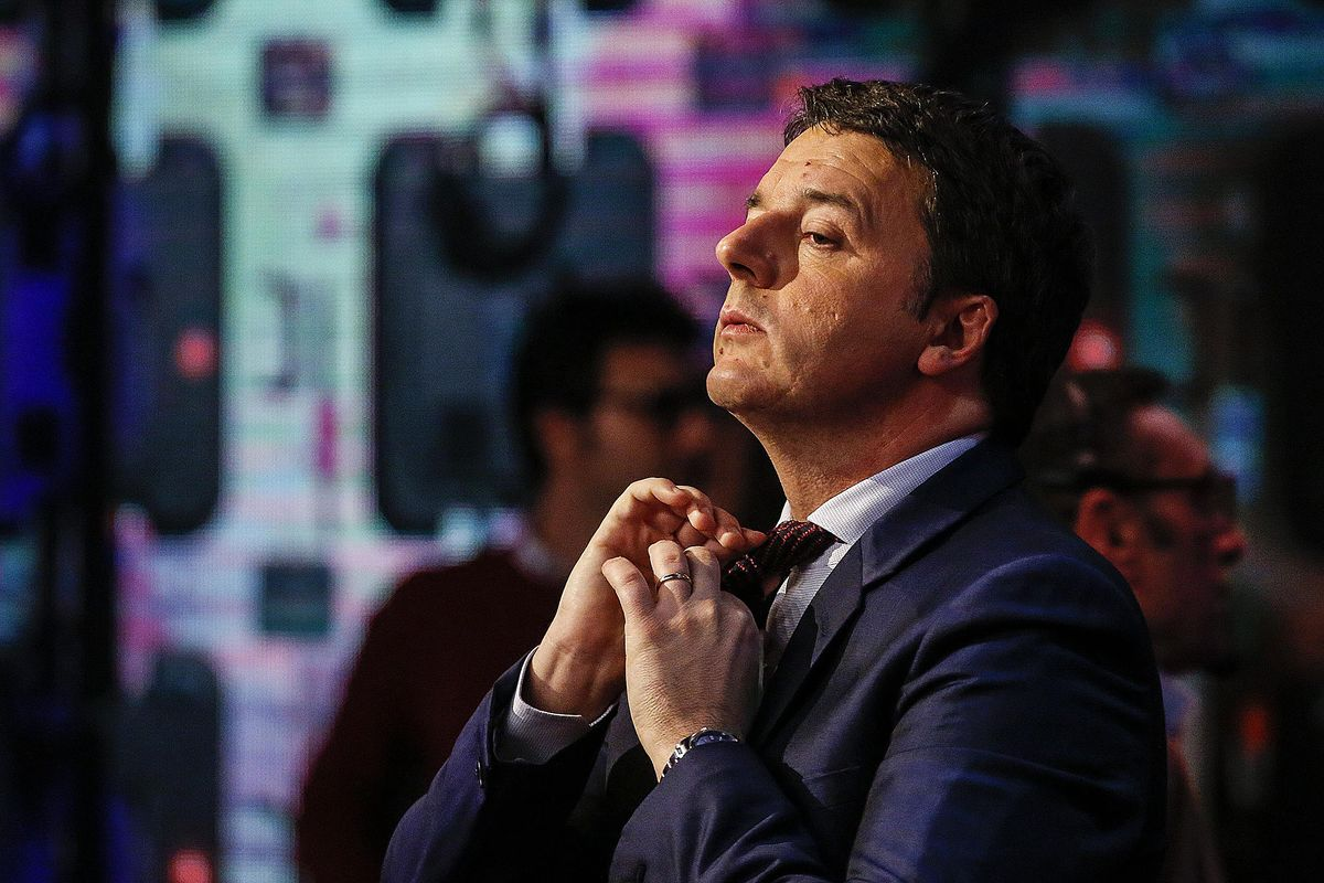 Matteo processa i pm e minaccia gli italiani: «Invaderò radio e tv»