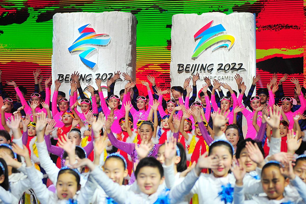 Muslim group calls for boycott of 2022 Olympics in Beijing because it's 'anathemato the olympic spirit'