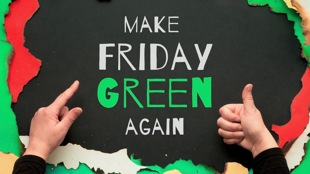 4 Brands Going Green This Black Friday