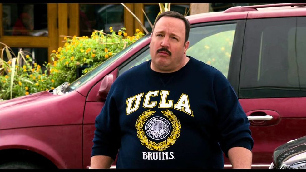 """""""Paul Blart: Mall Cop"""" Perfectly Captures the Capitalist Hellscape of Black Friday"""