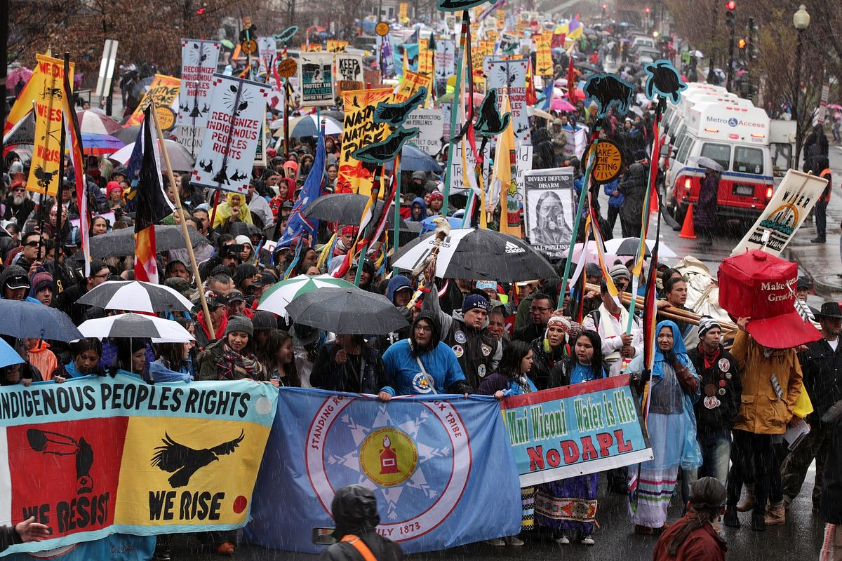 5 Indigenous Orgs to Support This Thanksgiving