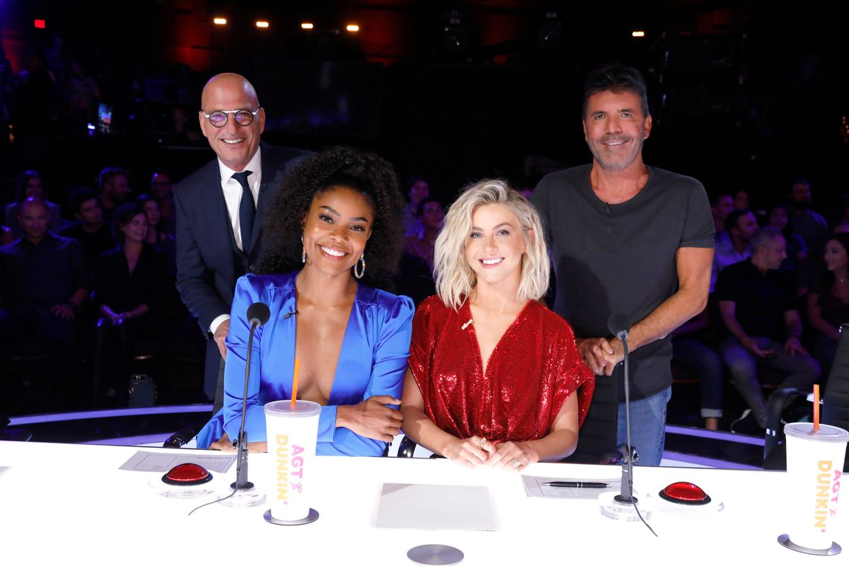 Gabrielle Union Reportedly Fired From 'AGT' For Criticizing Toxic Workplace Culture