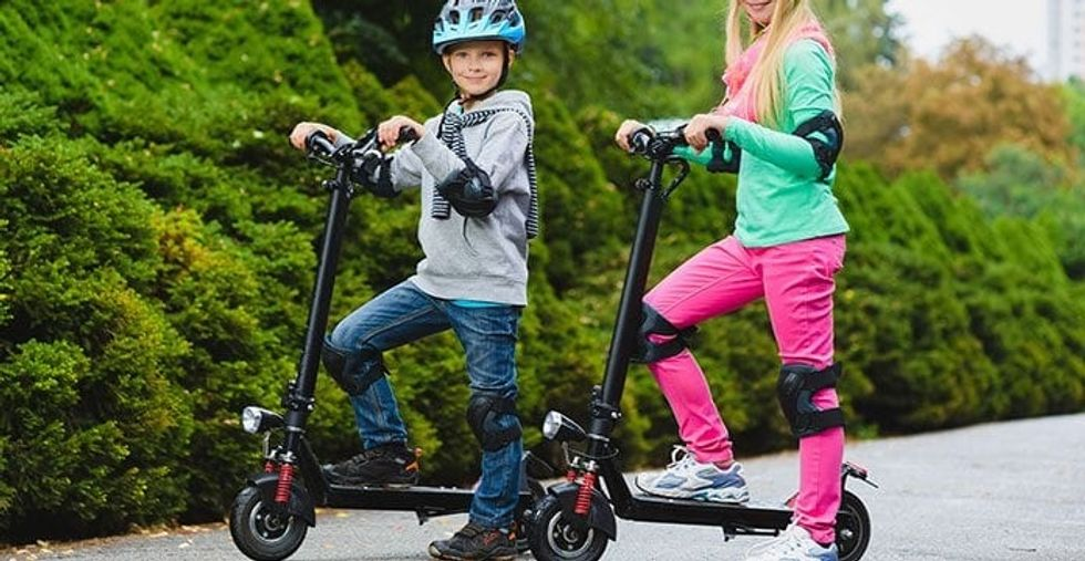 Scooter for Boys and Girls