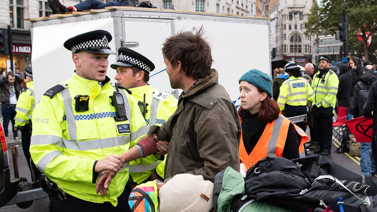 'The Law Is on Our Side': Extinction Rebellion Celebrates Dropped Charges Against 105 Climate Activists